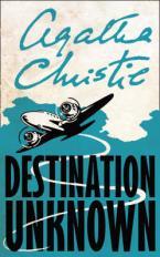 DESTINATION UNKNOWN Paperback A FORMAT