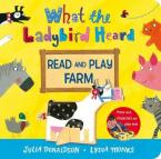 WHAT THE LADYBIRS HEARD FARM Paperback