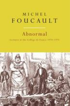 ABNORMAL LECTURE AT THE COLLEGE DE FRANCE, 1974-1975