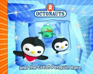 OCTONAUTS : AND GREAT PENGUIN RACE HC