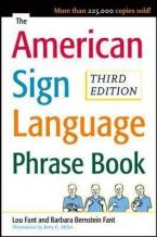 THE AMERICAN SIGN LANGUAGE PHRASE BOOK Paperback