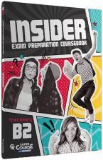 INSIDER EXAM PRAPARATION B2 Teacher's Book