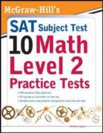 MCGRAW-HILL'S SAT SUBJECT TEST MATH LEVEL 2 3RD ED PB