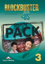 BLOCKBUSTER US 3 STUDENT'S BOOK (+ CD)