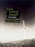 GREEN POLITICAL THOUGHT Paperback