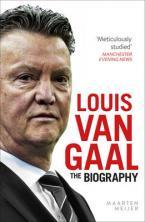 LOUIS VAN GAAL : THE BIOGRAPHY HC