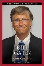 BIIL GATES:A BIOGRAPHY HC