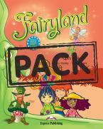 FAIRYLAND 4 STUDENT'S BOOK (+ CD + DVD) (+ IEBOOK)