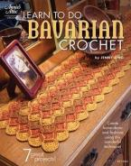 LEARN TO DO THE BAVARIAN CROCHET Paperback