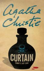 CURTAIN Paperback A FORMAT