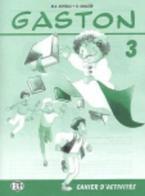 GASTON 3 CAHIER
