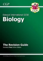 IGCSE BIOLOGY FOR EDECXEL REVISION GUIDE (WITH ONLINE EDITION) Paperback