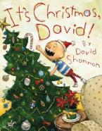 IT'S CHRISTMAS, DAVID!  HC
