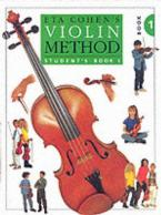 ETA COHEN : VIOLIN METHOD BOOK 1 Paperback