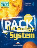 EOW : THE SOLAR SYSTEM 4 TEACHER'S BOOK  (+ CD-ROM)