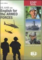 FLASH ON ENGLISH FOR MILITARY STUDENT'S BOOK