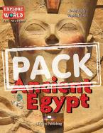 EOW : ANCIENT EGYPT 6 TEACHER'S BOOK  (+ CD-ROM)