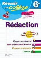 REUSSIR AU COLLEGE REDACTION 6E