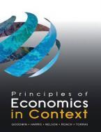 PRINCIPLES OF ECONOMICS IN CONTEXT  Paperback