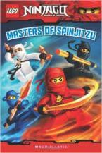 LEGO NINJAGO : MASTERS OF SPINJITZU Paperback