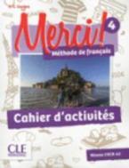 MERCI! 4 CAHIER