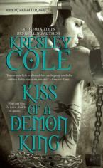 IMMORTALS AFTER DARK 6: KISS OF A DEMON KING Paperback A FORMAT