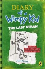 DIARY OF A WIMPY KID 3: THE LAST STRAW Paperback B FORMAT