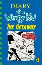 DIARY OF A WIMPY KID 12: THE GETAWAY Paperback