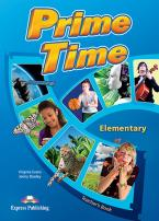 PRIME TIME ELEMENTARY TEACHER'S BOOK