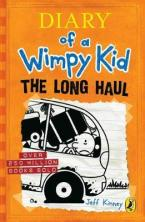 DIARY OF A WIMPY KID 9: THE LONG HAUL  Paperback