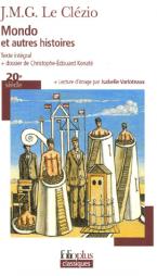 FPCL : MONDO ET AUTRES HISTOIRES DE JMG CLEZIO (COMMENTE) + DOSSIER DE CHRISTOPHE-EDOUARD KONATE POC