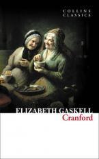 COLLINS CLASSICS : CRANFORD Paperback A FORMAT