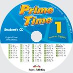 PRIME TIME 1 STUDENT'S CD AMERICAN EDITION