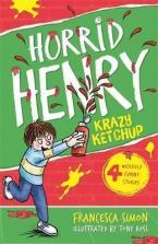 HORRID HENRY'S CRAZY KETCHUP  Paperback