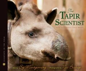 THE TAPIR SCIENTIST  Paperback