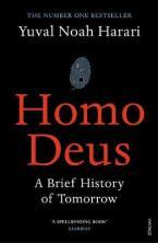HOMO DEUS: A BRIEF HISTORY OF TOMORROW Paperback