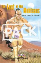 ELT GR 2: THE LAST OF THE MOHICANS (+ ACTIVITY + CD)