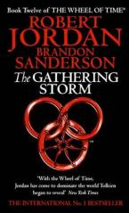 THE WHEEL OF TIME 12: THE GATHERING STORM Paperback A FORMAT