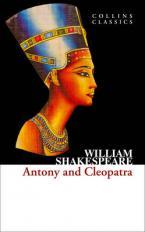COLLINS CLASSICS : ANTONY AND CLEOPATRA Paperback A FORMAT