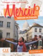 MERCI! 3 METHODE (+ DVD-ROM)