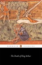 PENGUIN CLASSICS : THE DEATH OF KING ARTHUR Paperback B FORMAT