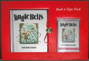 JINGLE BELLS BOOK & TAPE PACK