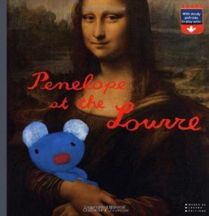 PENELOPE : PENELOPE AT THE LOUVRE HC BBK