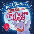 THE FIRST HIPPO ON THE MOON HC