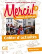 MERCI! 3 CAHIER
