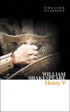 COLLINS CLASSICS : HENRY V Paperback A FORMAT