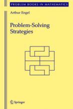 PROBLEM-SOLVING STRATEGIES Paperback