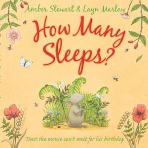 HOW MANY SLEEPS ? Paperback