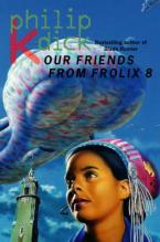 OUR FRIEND FROM FROLIX 8 Paperback B FORMAT