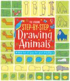 STEP-BY-STEP DRAWING ANIMALS Paperback